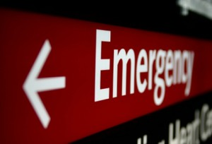 A Walk In Clinic And An Emergency Room